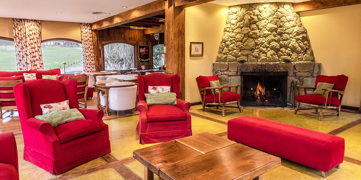 Kau Yat�n Hotel de Campo - Hotel in El Calafate - Argentina